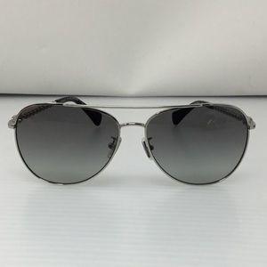 Coach HC 7045 L085 Bree 918811 Aviator Sunglasses
